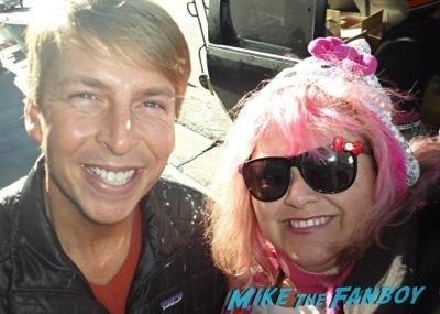 jack mcbrayer Sundance Celebrities Signing Autographs 2014 4