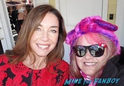 Julienne nicholson Sundance Celebrities Signing Autographs 2014 9