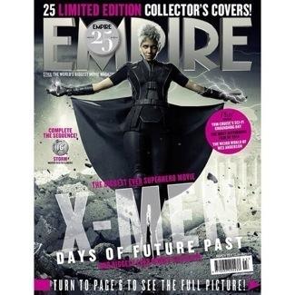X-Men Days of Future Past Empire Magazine Covers 1