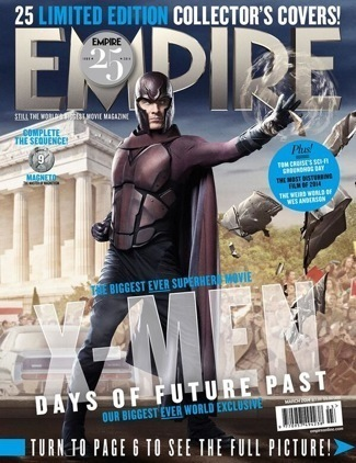 X-Men Days of Future Past Empire Magazine Covers 1