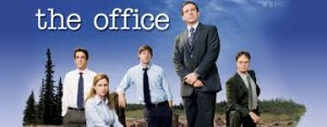 the office cast photo poster steve carrell
