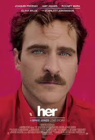 her movie poster spike jonze rare