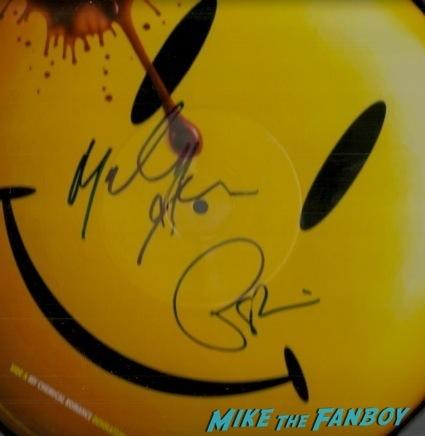 patrick wilson signed autograph watchmen picture disc insidious 2 movie premiere autograph signing 4