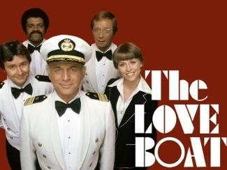 love-boat cast photo Love Boat Title card logo