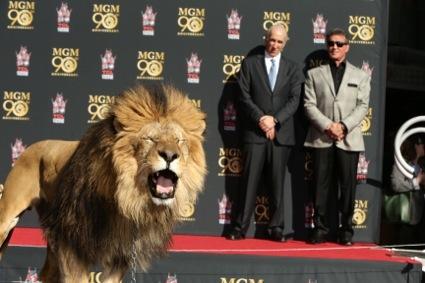 Metro-Goldwyn-Mayer 90th Anniversary Kicks off Celebration