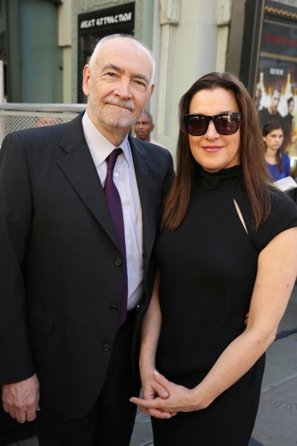 Michael Wilson, Barbara Broccoli