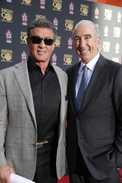 Sylvester Stallone, Gary Barber