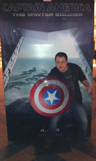 jim in the captain america winter soldier movie poster