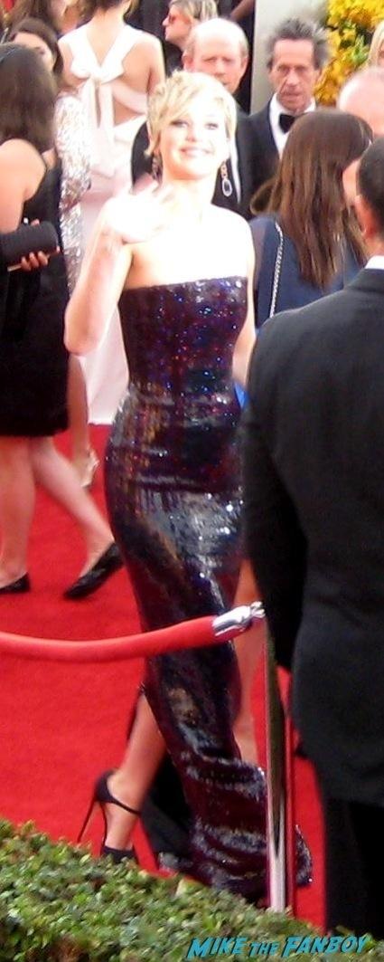 jennifer lawrence sag awards 2014 bleacher fan photos oprah aaron paul 101