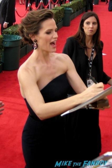 Jennifer Garner  sag awards 2014 bleacher fan photos oprah aaron paul 101