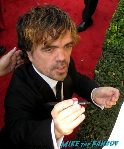 Peter Dinklage sag awards 2014 bleacher fan photos oprah aaron paul 31