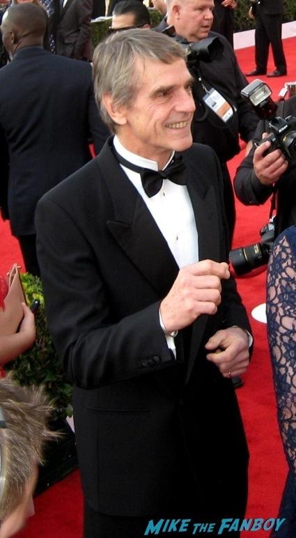 Jeremy Irons sag awards 2014 bleacher fan photos oprah aaron paul 31