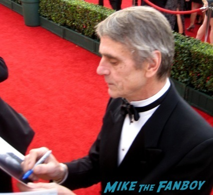 Jeremy Irons sag awards 2014 bleacher fan photos oprah aaron paul 31
