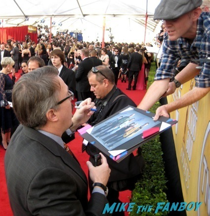Vince Gilligan sag awards 2014 bleacher fan photos oprah aaron paul 31
