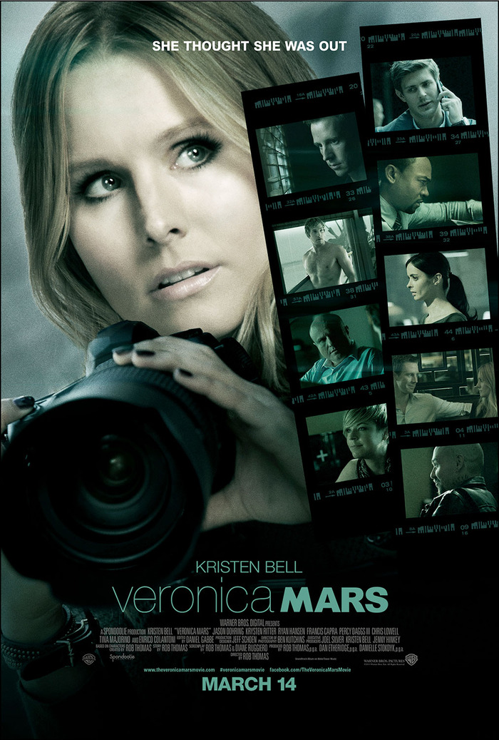 veronica mars the movie poster one sheet official