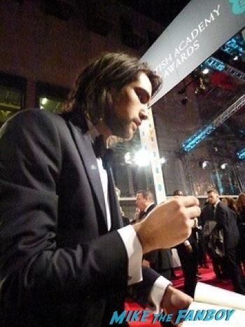 Bafta awards 2014 red carpet38