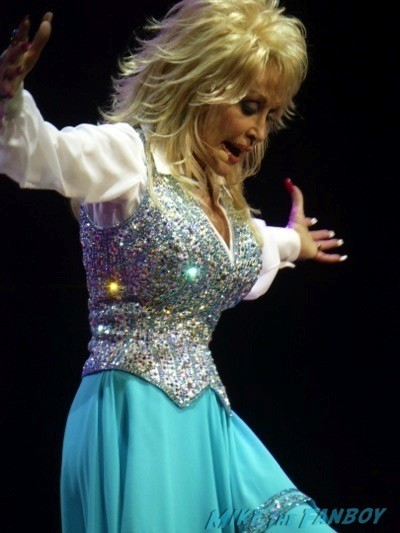 Dolly Parton Blue Smoke World Tour Agua Caliente Casino January 24 201411