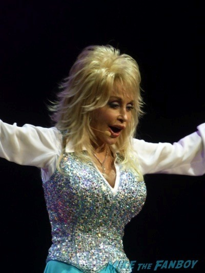 Dolly Parton Blue Smoke World Tour Agua Caliente Casino January 24 201412
