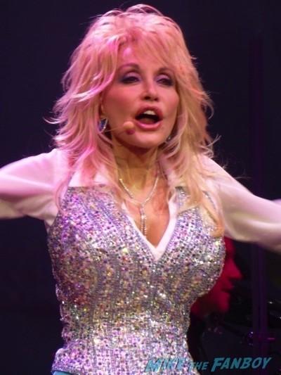 Dolly Parton Blue Smoke World Tour Agua Caliente Casino January 24 201415