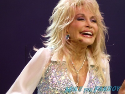 Dolly Parton Blue Smoke World Tour Agua Caliente Casino January 24 201416