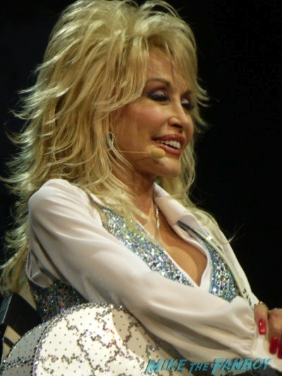 Dolly Parton Blue Smoke World Tour Agua Caliente Casino January 24 201419