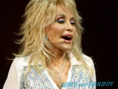 Dolly Parton Blue Smoke World Tour Agua Caliente Casino January 24 20142