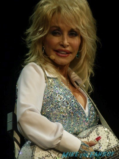 Dolly Parton Blue Smoke World Tour Agua Caliente Casino January 24 201420