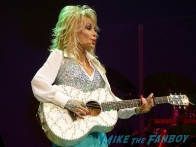 Dolly Parton Blue Smoke World Tour Agua Caliente Casino January 24 201423