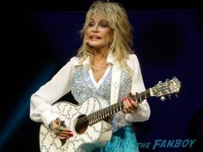 Dolly Parton Blue Smoke World Tour Agua Caliente Casino January 24 201424