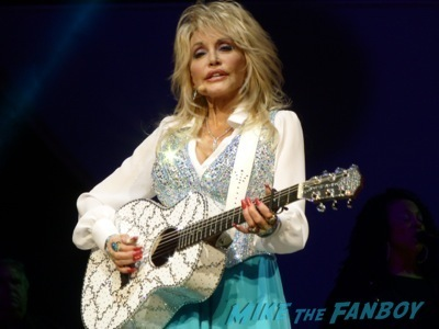 Dolly Parton Blue Smoke World Tour Agua Caliente Casino January 24 201425