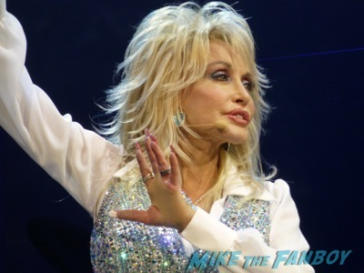 Dolly Parton Blue Smoke World Tour Agua Caliente Casino January 24 201426