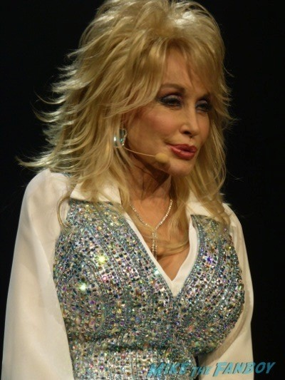 Dolly Parton Blue Smoke World Tour Agua Caliente Casino January 24 201427