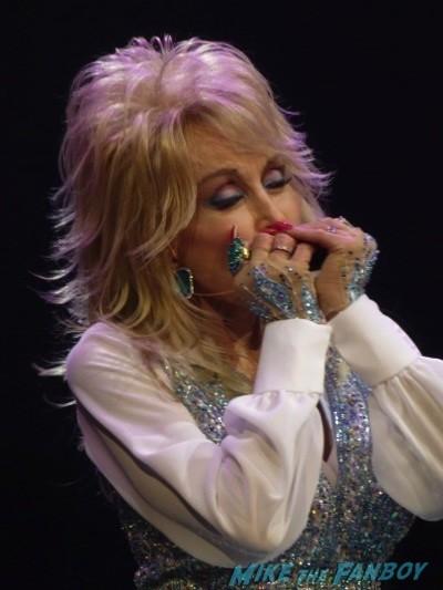 Dolly Parton Blue Smoke World Tour Agua Caliente Casino January 24 201428