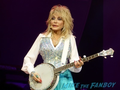 Dolly Parton Blue Smoke World Tour Agua Caliente Casino January 24 201432