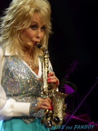 Dolly Parton Blue Smoke World Tour Agua Caliente Casino January 24 201433