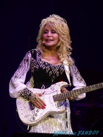Dolly Parton Blue Smoke World Tour Agua Caliente Casino January 24 201435