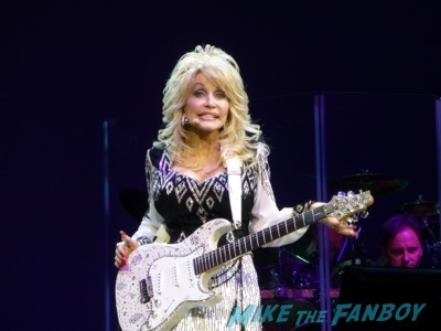 Dolly Parton Blue Smoke World Tour Agua Caliente Casino January 24 201437