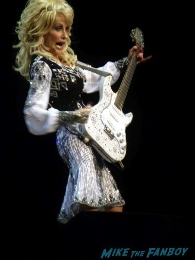 Dolly Parton Blue Smoke World Tour Agua Caliente Casino January 24 201438