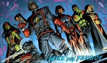 Guardians of the galaxy comic book2