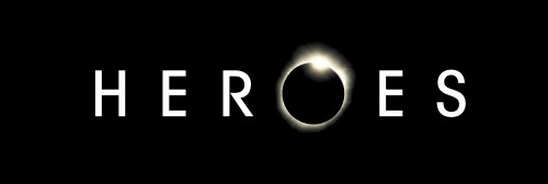"HEROES -- Pictured: ""Heroes"" Logo -- NBC Photo"