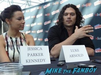 Jessica and Luke