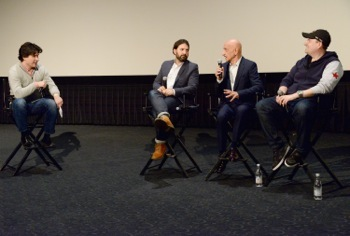 Marvel One-Shot Fan Event And Screening: Thor: All Hail The King