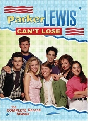 parker lewis can't lose dvd cover