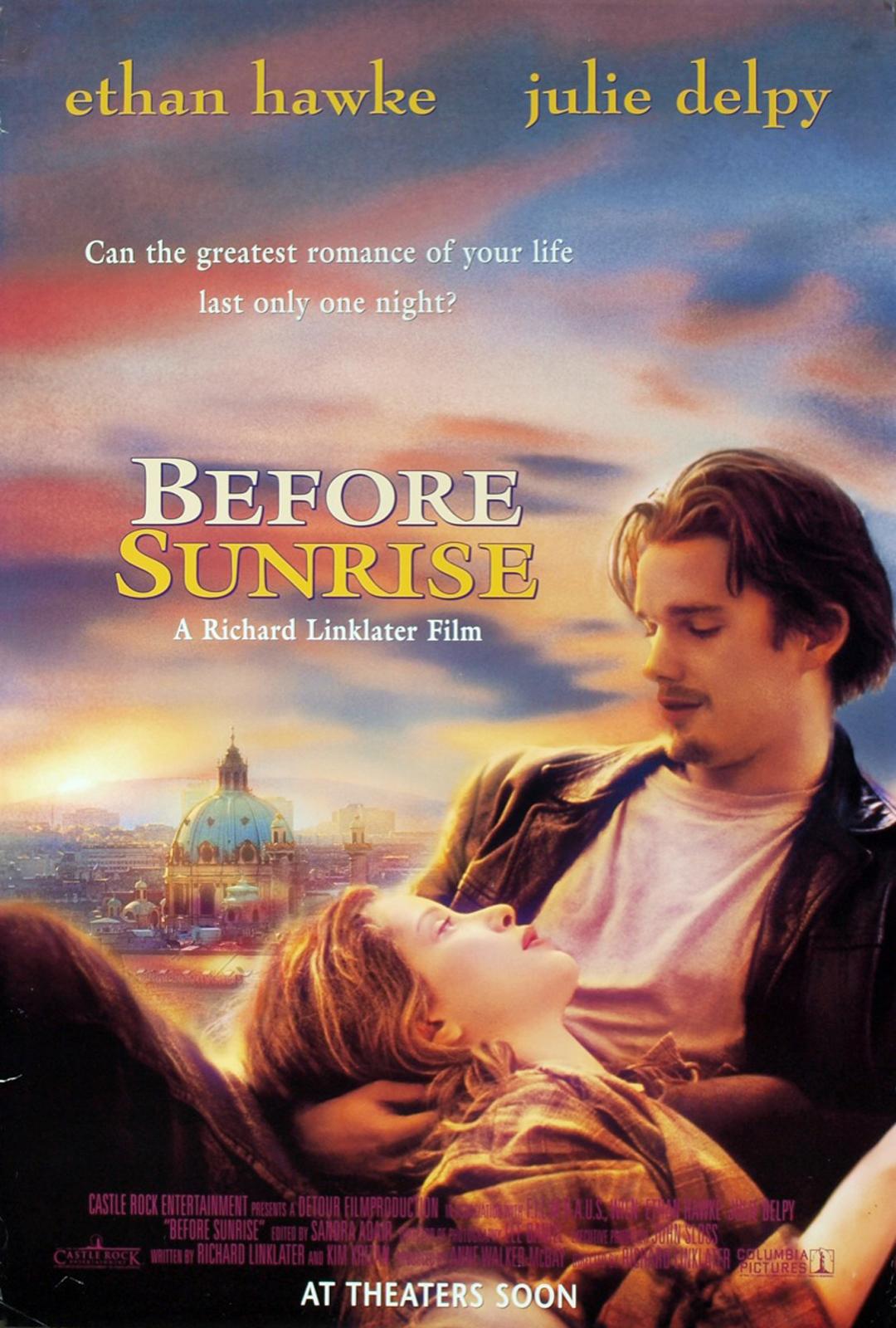 Movies - Before Sunrise