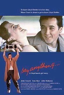 Movies - Say Anything