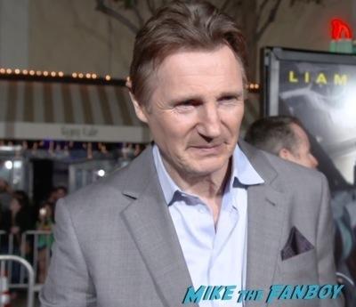 Non-Stop premiere red carpet Liam Neeson1