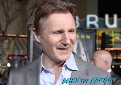 Non-Stop premiere red carpet Liam Neeson2