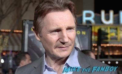 Non-Stop premiere red carpet Liam Neeson3
