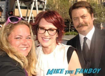 Real Life Couple11 - Megan Mullally and Nick Offerman 2