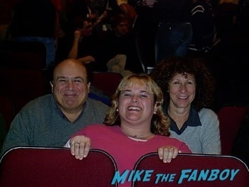 Real Life Couple2 - Danny Devito and Rha Perlman 2